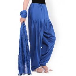 Royal Blue Patiala