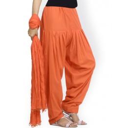 Orange color Patiala