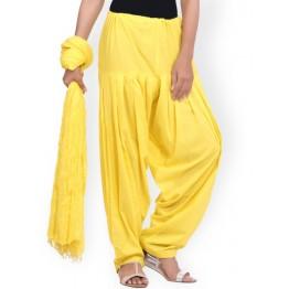 Lemon Yellow Patiala