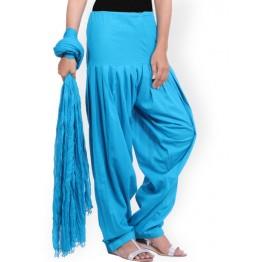 Firozi Blue Patiala