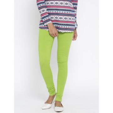 Wildlime Green Leggings