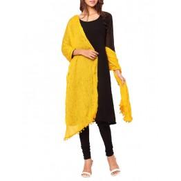 Mango Yellow Dupatta